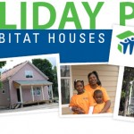 Holiday Pies for Habitat Houses