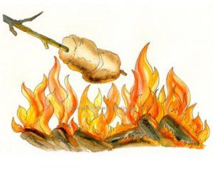 Fellowship Bonfire